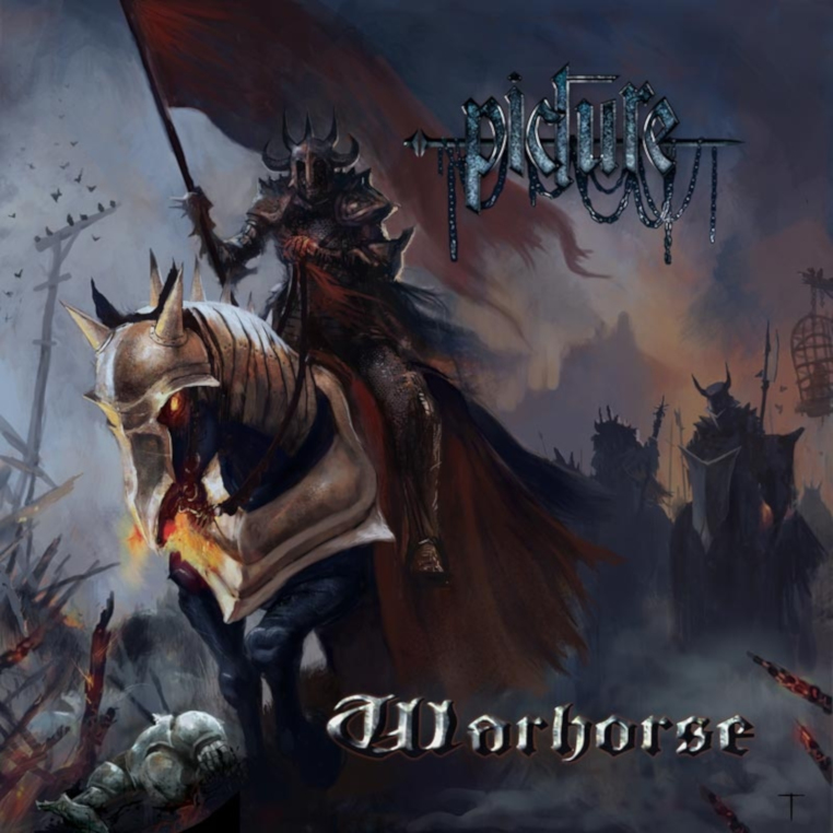Picture-Warhorse-album-cover