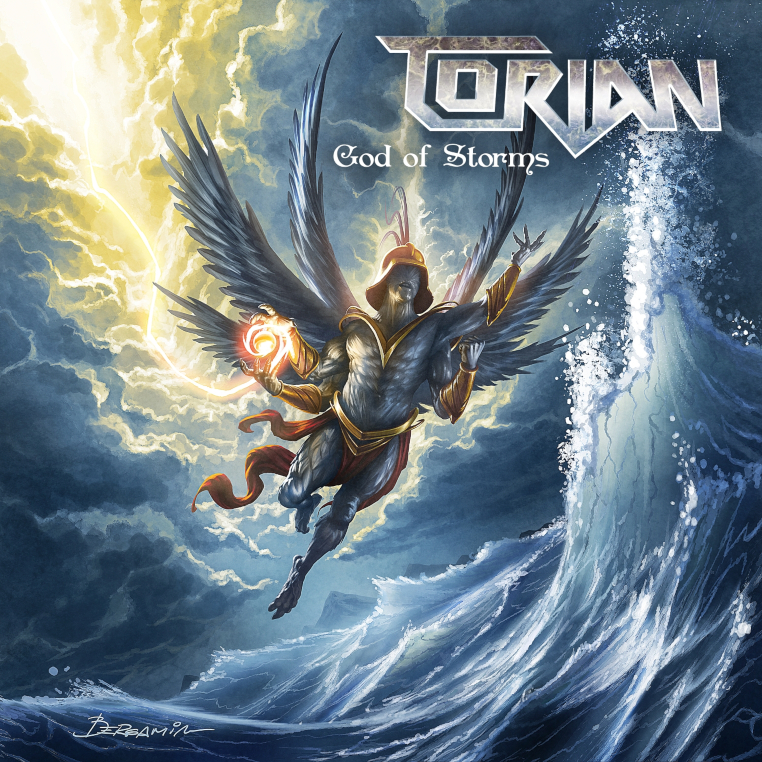 Torian-God-of-Storms-album-cover