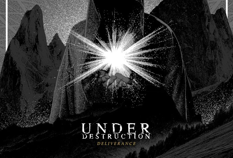 UNDER-DESTRUCTION-Deliverance-album-cover