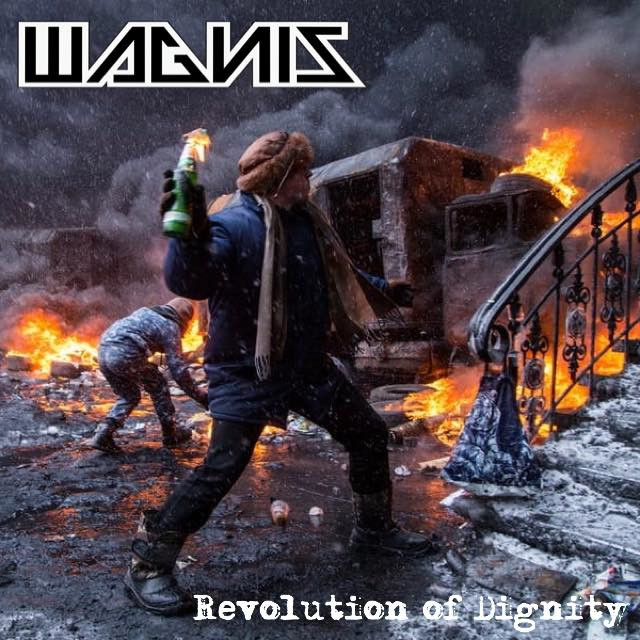 WAGNIS-Revolution-of-Dignity-album-cover