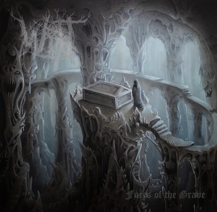 WILT-Faces-of-the-Grave-album-cover