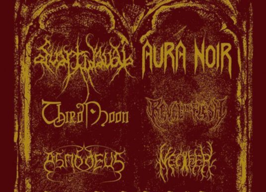 Winter Rituals 2018 – Asmodeus, Thirdmoon, Revel In Flesh, Svartidaudi 01.12.18 Explosiv, Graz