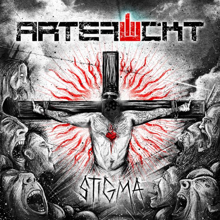Artefuckt-Stigma-album-cover