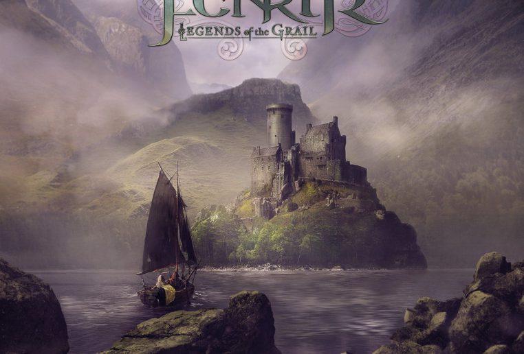 FENRIR-Legends-of-the-Grail-album-cover