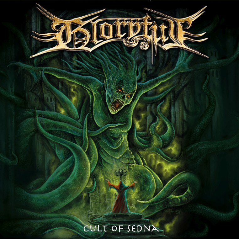 Gloryful-Cult-Of-Sedna-album-cover