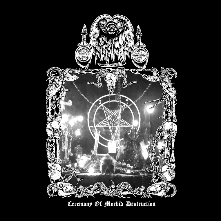 Goathammer-Ceremony-of-Morbid-Destruction-album-cover