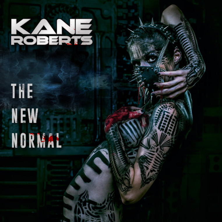 KANE-ROBERTS-The-New-Normal-album-cover