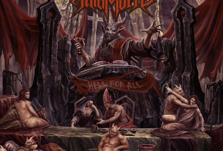 Malamorte-Hell-For-All-album-cover