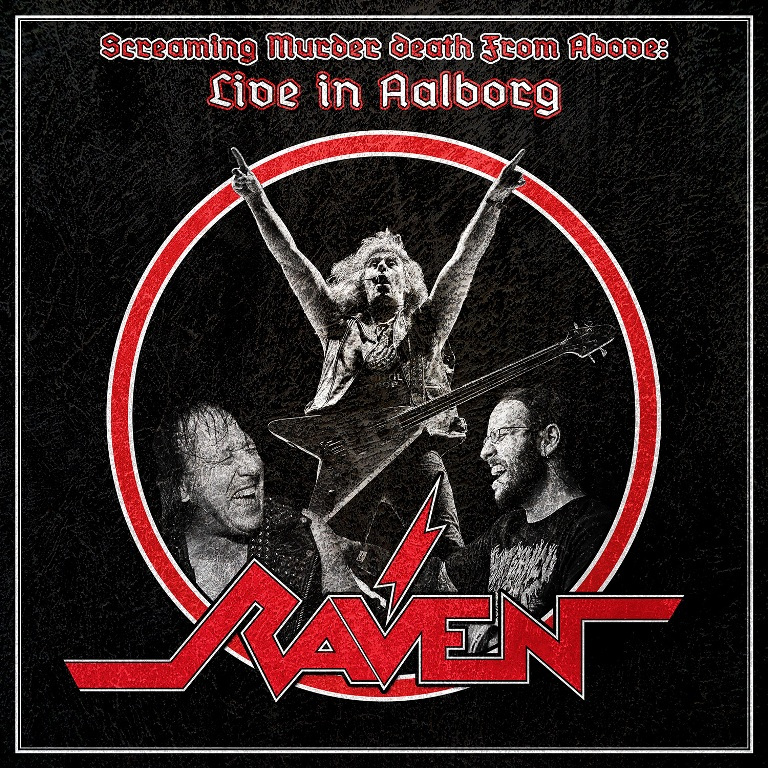 RAVEN-Screaming-Murder-Death-From-Above-Live-in-Aalborg-album-cover