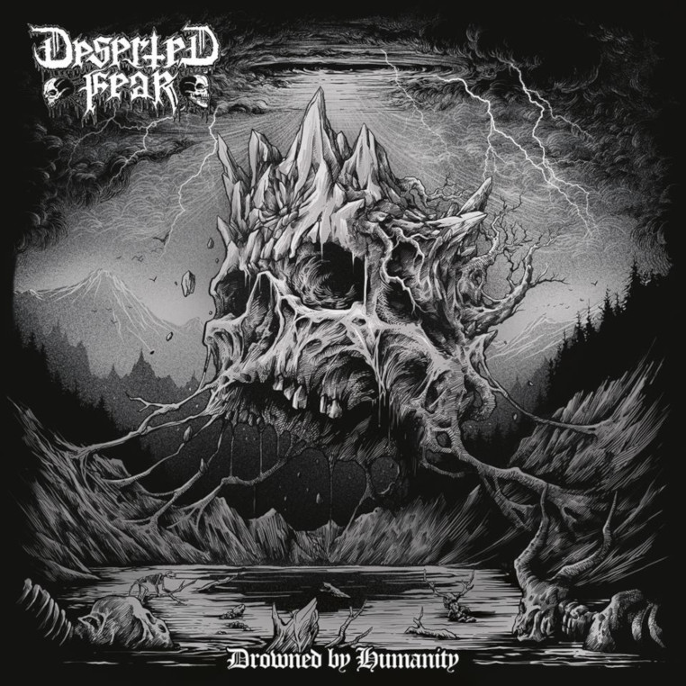 deserted-fear-drowned-by-humanity-album-cover