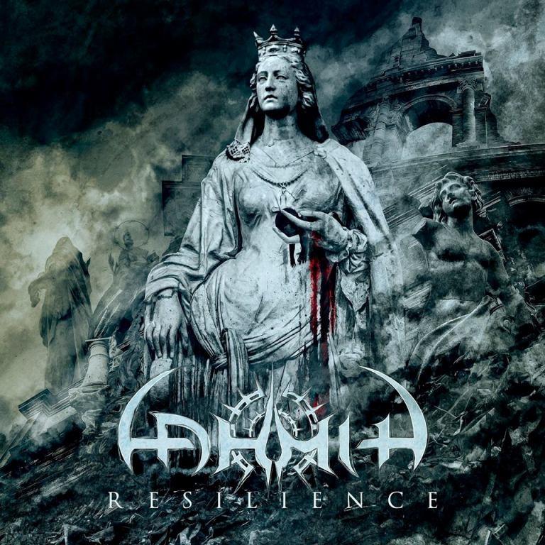lahmia-Resilience-album-cover