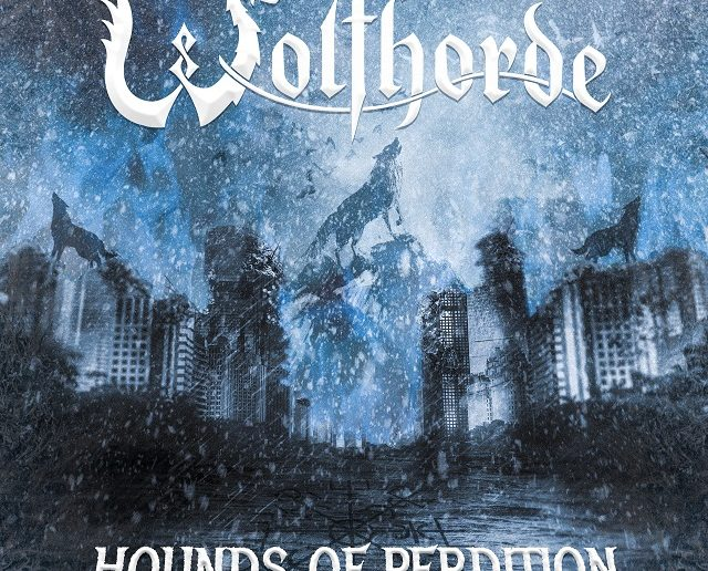 wolfhorde-hounds of perdition - cover