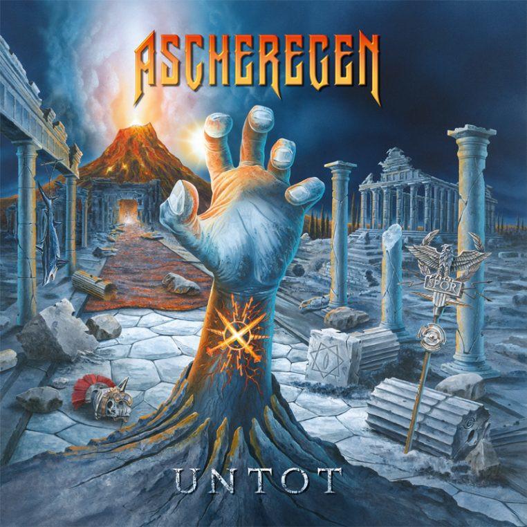 Ascheregen-Untod-album-cover