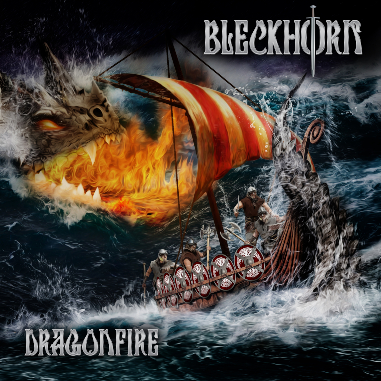 Bleckhorn-Dragonfire-album-cover