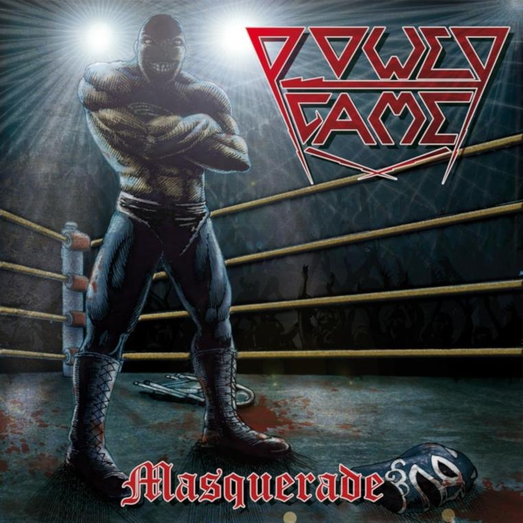 Powergame-Masquerade-album-cover