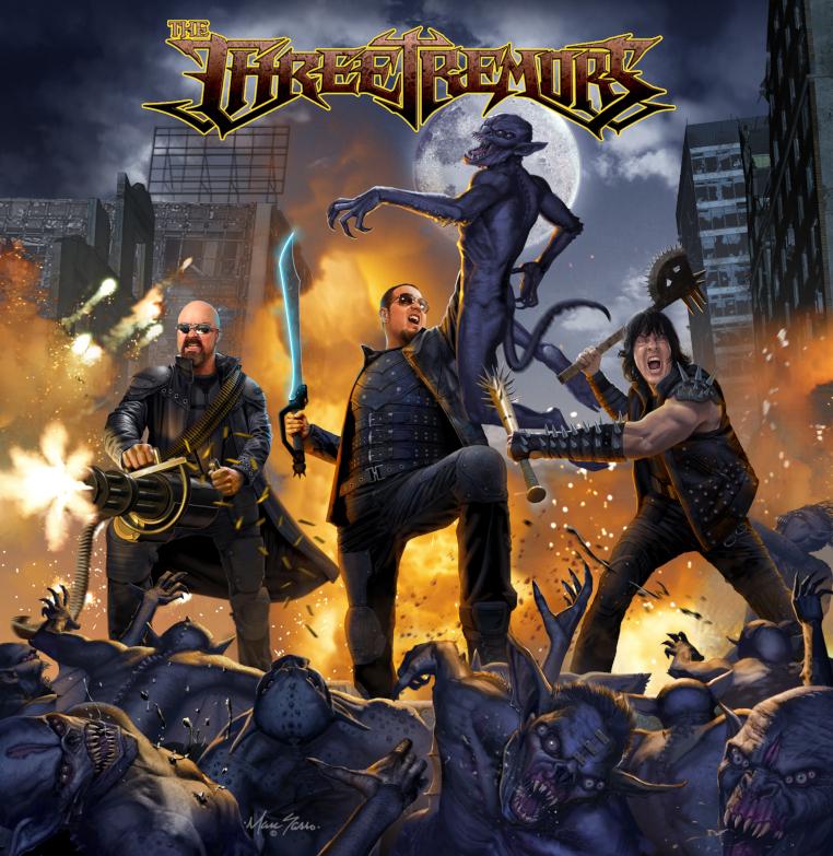 The-Three-Tremors-The-Three-Tremors-album-cover