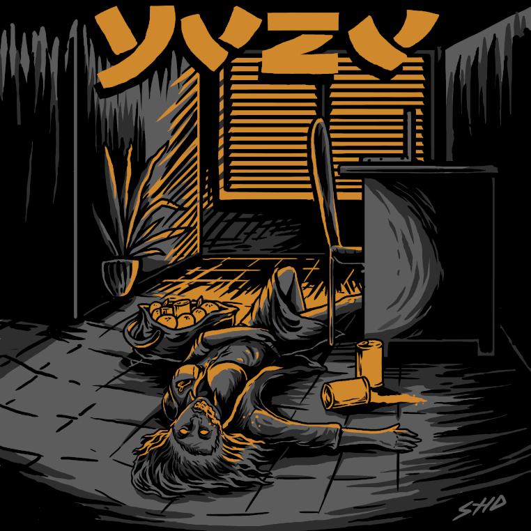 YUZU-Radio-Non-Sens-album-cover