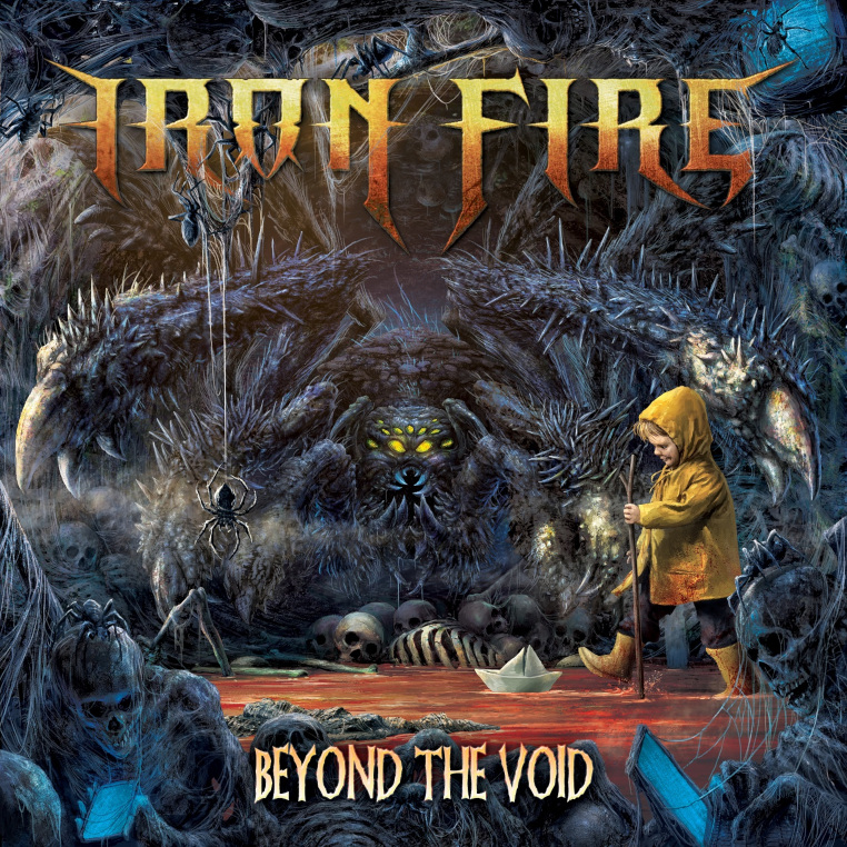Iron-Fire-Beyond-The-Void-album-cover
