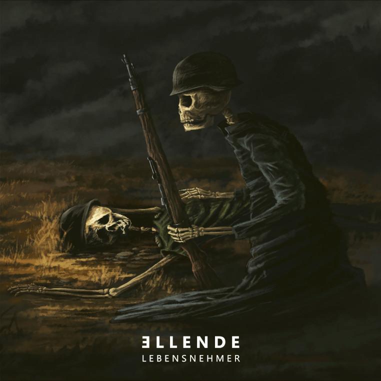 ellende-lebensnehmer-album-cover