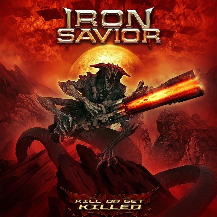iron-savior-Kill-or-get-Killed-album-cover