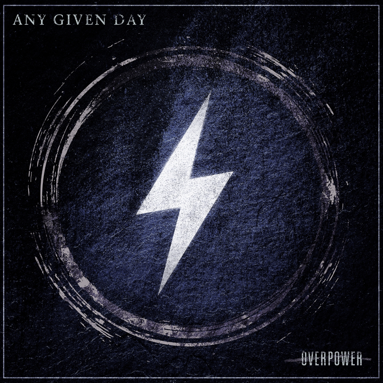Any-Given-Day-Overpower-album-cover