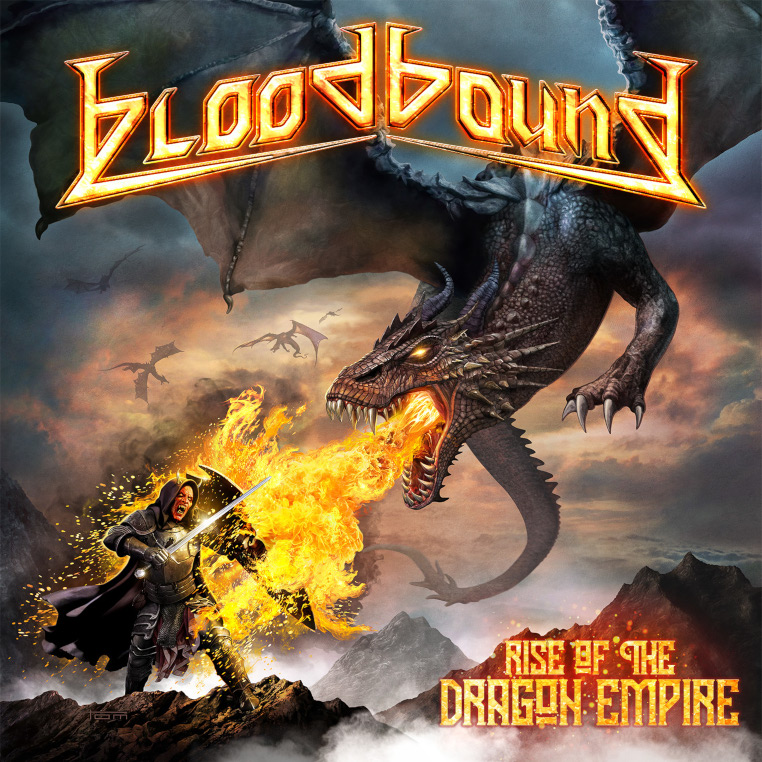 BLOODBOUND-Rise-Of-The-Dragon-Empire-album-cover