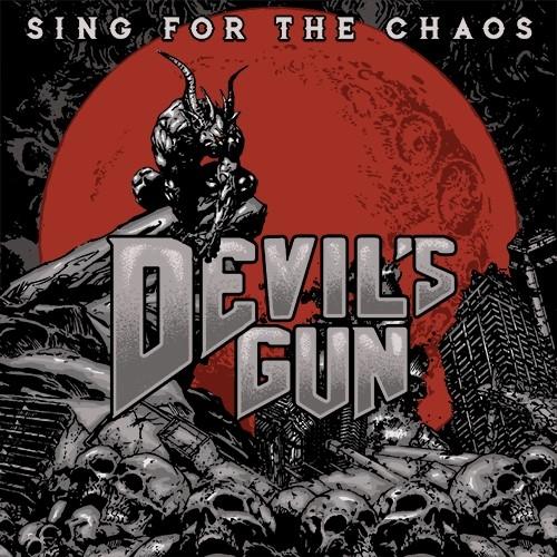 Devils-Gun-Sing-For-The-Chaos-album-cover