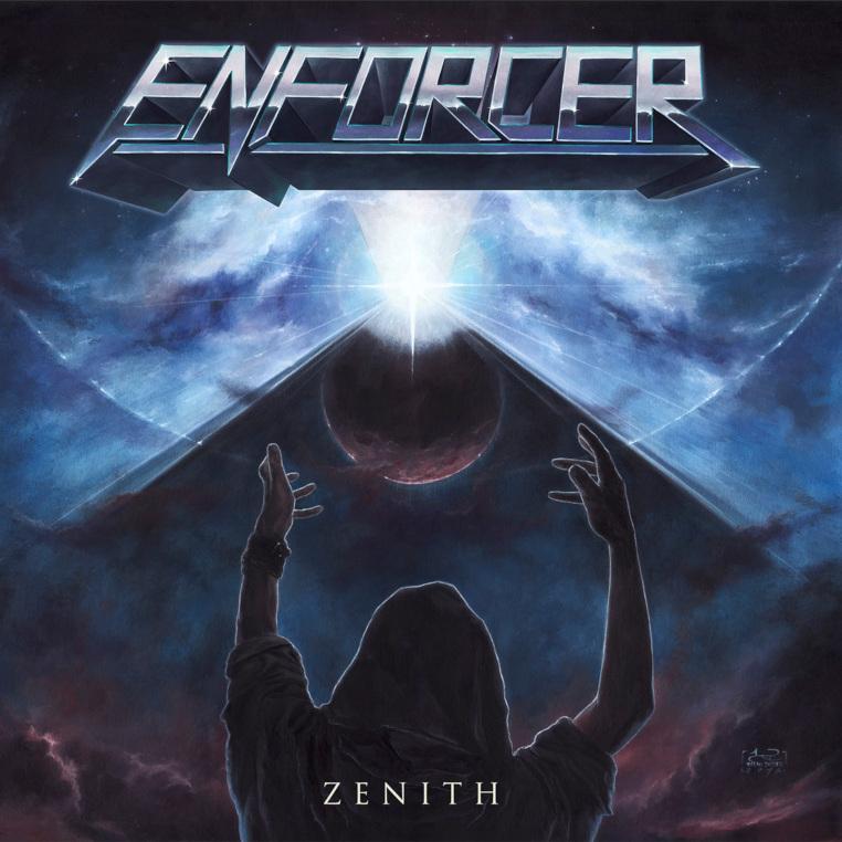 ENFORCER-Zenith-album-cover