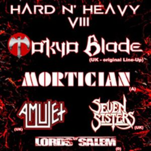 HARD AND HEAVY FESTIVAL VIII, 31.08.2019 in Satteins @ Satteins