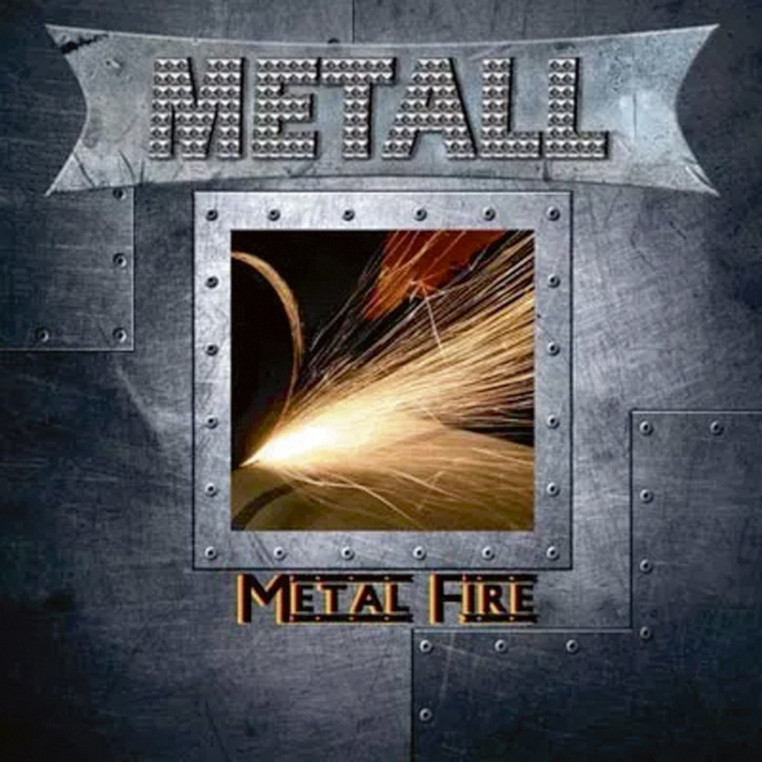 Metall-Metal-Fire-album-cover