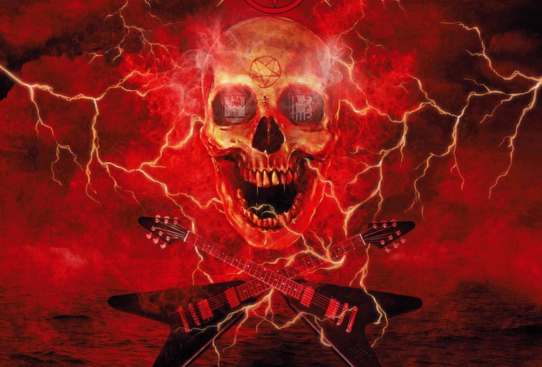 Protector-Summon-The-Hordes-album-cover