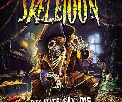 SKELETOON-They-Never-Say-Die-album-cover