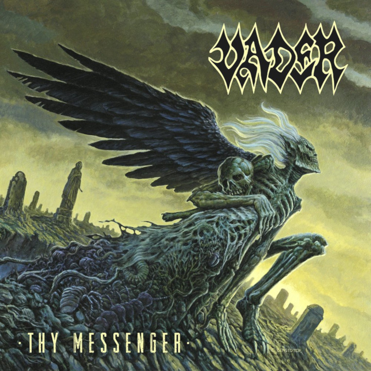 VADER-Thy-Messenger-album-cover