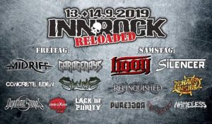 INNROCK Reloaded, am 13.-14.09.2019 in Radfeld in Tirol @ Radfeld