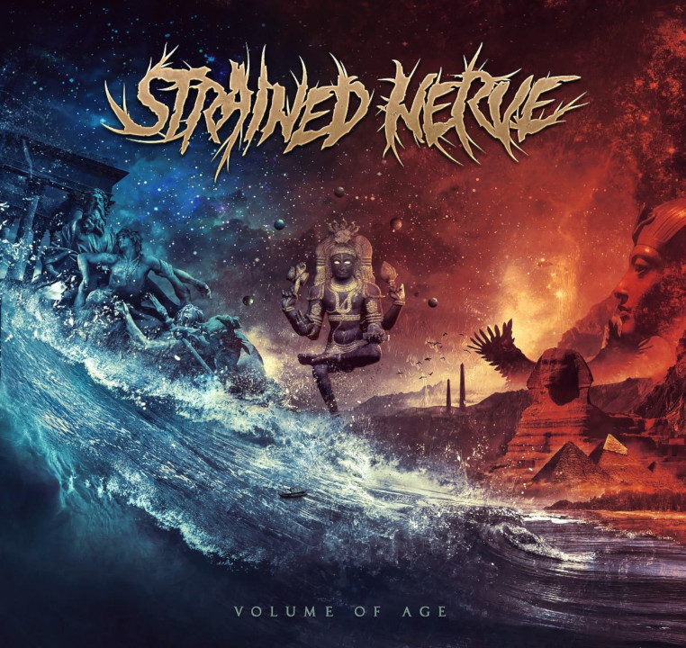 strained-nerve-volume-of-age-album-cover