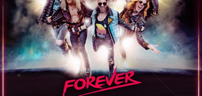 Crazy-Lixx-Forever-Wild-cover-artwork