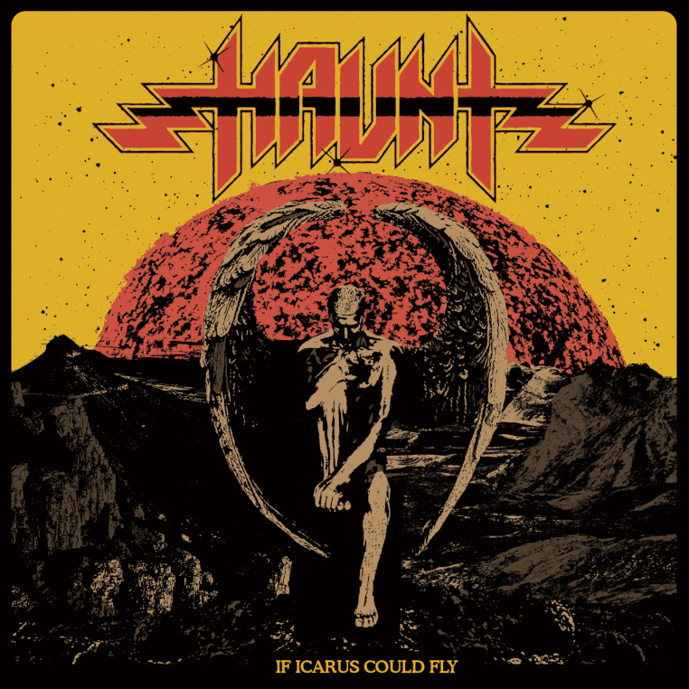 Haunt-If-Icarus-Could-Fly-album-cover