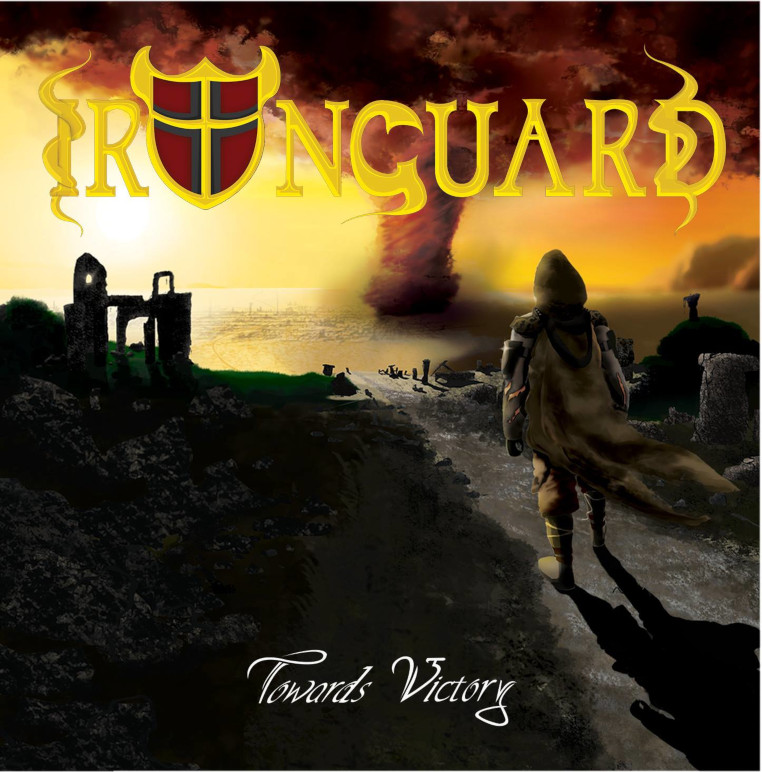 Ironguard-Towards-Victory-cover-artwork