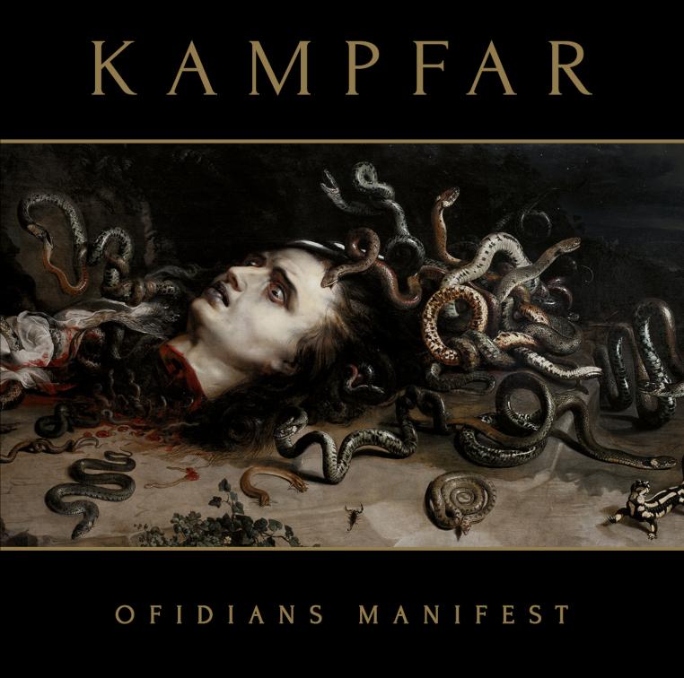 Kampfar-Ofidians-Manifest-cover-artwork