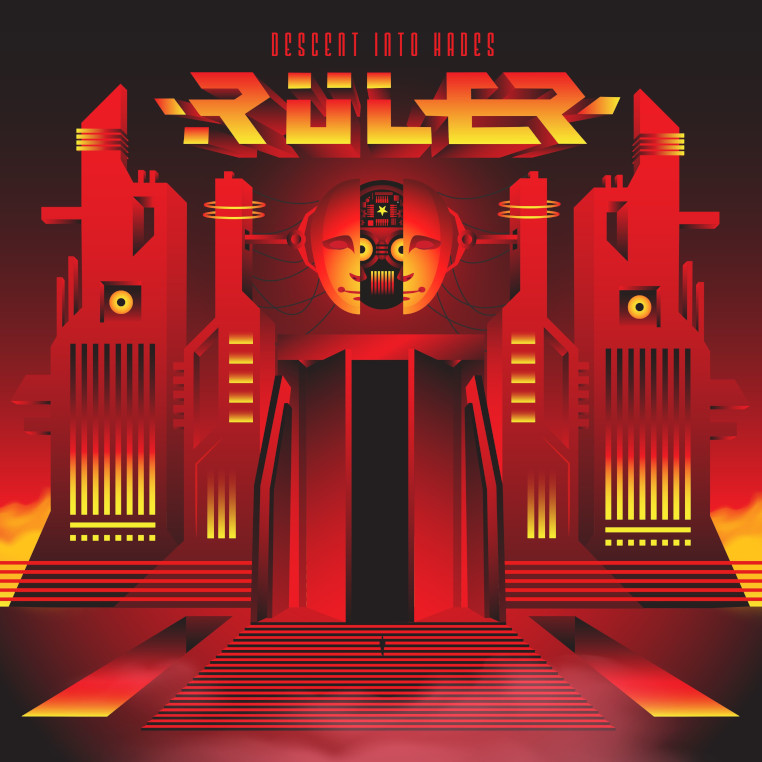 Ruler-Descent-Into-Hades-album-cover
