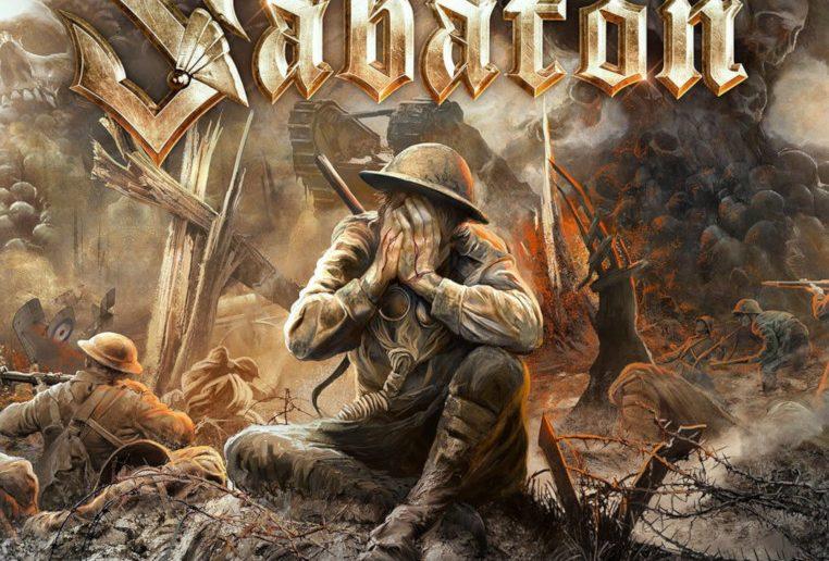SABATON-The-Great-War-album-cover