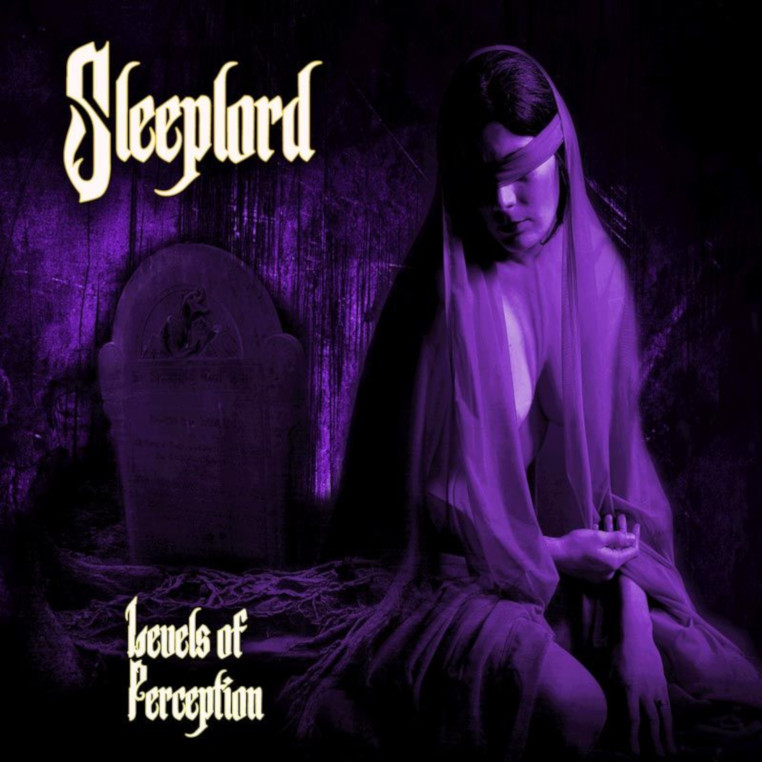 SLEEPLORD-Levels-Of-Perception-album-cover