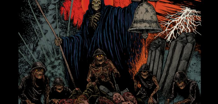 Sins-Of-The-Damned-Striking-The-Bell Of-Death-album-cover