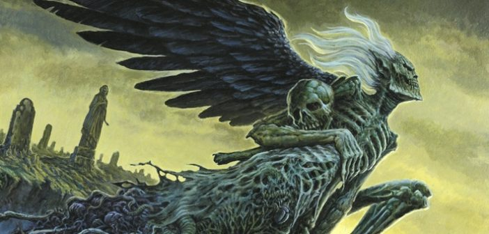 Vader-Thy-Messenger-cover-artwork