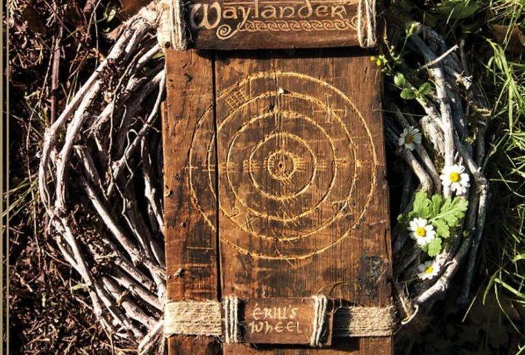 Waylander-ERIUS-WHEEL-album-cover
