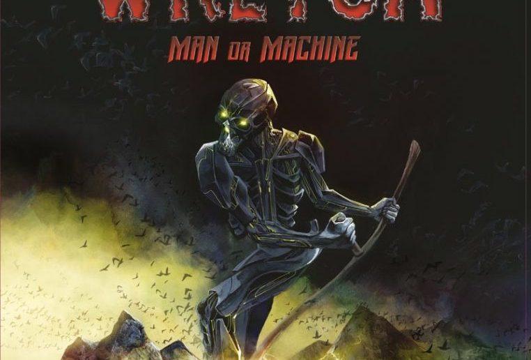 Wretch-Man-Or-Machine-album-cover