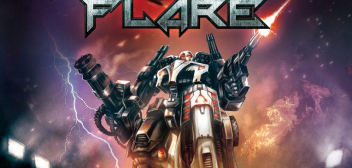 Merging-Flare-Revolt-Regime-cover-artwork