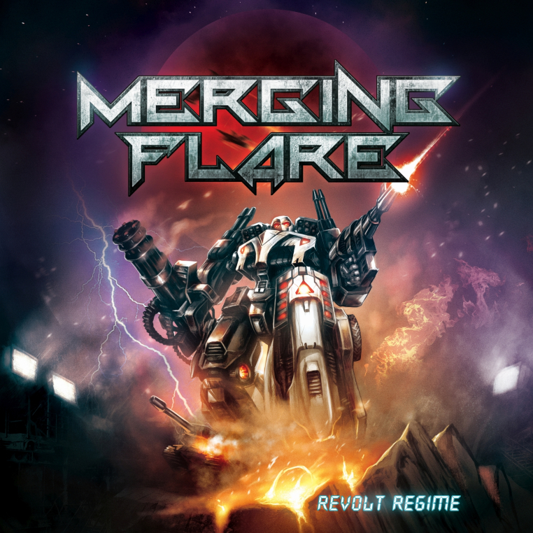 Merging-Flare-Revolt-Regime-cover-artwork