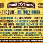 Nova Rock Festival 2019 13.06. – 16.06. Pannonia Fields, Nickelsdorf