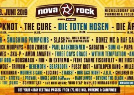 Nova Rock Festival 2019 Tag 3 15.06.19 Pannonia Fields
